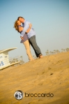 engagement photography, huntington beach