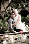 Mission San Juan Capistrano, engagement photos