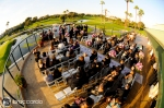 fisheye ceremony, seacliff country club
