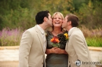 giving mom some love, arroyo trabuco wedding