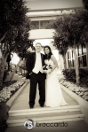 bride and groom, seacliff wedding