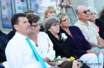 brides family during ceremony