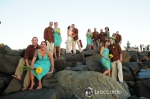 wedding photos on jetty