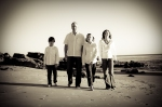 fishermans cove family portraits, laguna beach