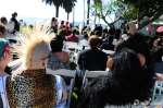 awesome wedding ceremony at ole hanson beach club