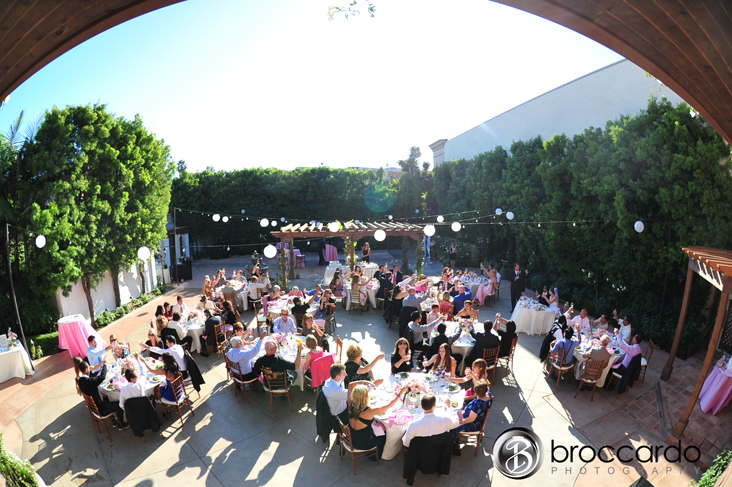 Franciscan Gardens Broccardo Photography Orange County Wedding Photographer