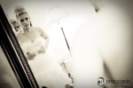 preperation photos of bride at san clemente casino