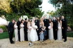 wedding party photos san clemente casino