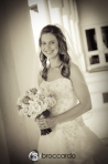 bride at south shore church