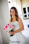 bride at south shore church in dana point