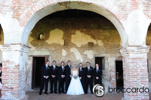 mission san juan capistrano wedding 0066