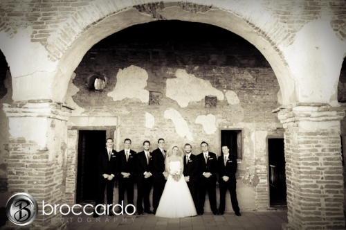 mission san juan capistrano wedding 0067