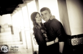 Santa Ana Train Station engagement photos 0001