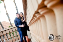 Santa Ana Train Station engagement photos 0007