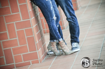 Santa Ana Train Station engagement photos 0014