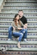 Santa Ana Train Station engagement photos 0015