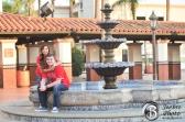 Santa Ana Train Station engagement photos 0016